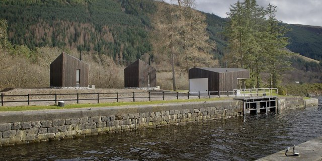 Laggan Locks, Highland Region