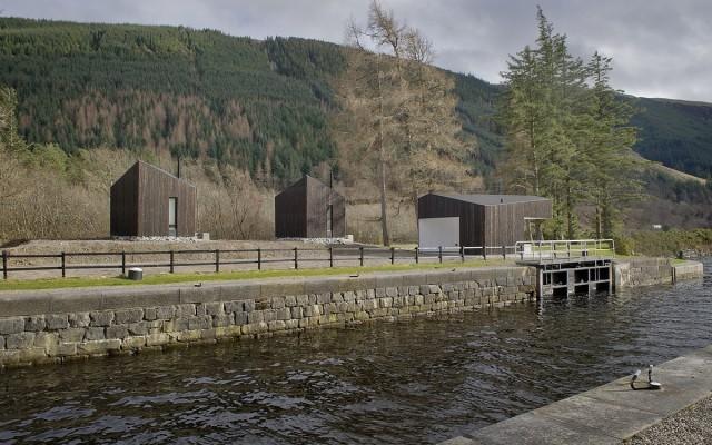 Laggan Locks, Highland Region