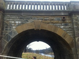 Mauldslie Bridge After