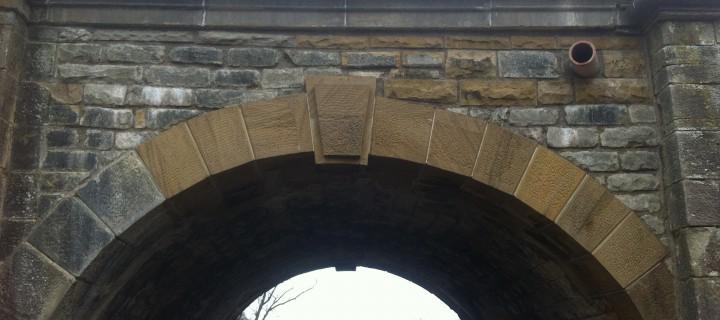 Mauldslie Bridge Repairs