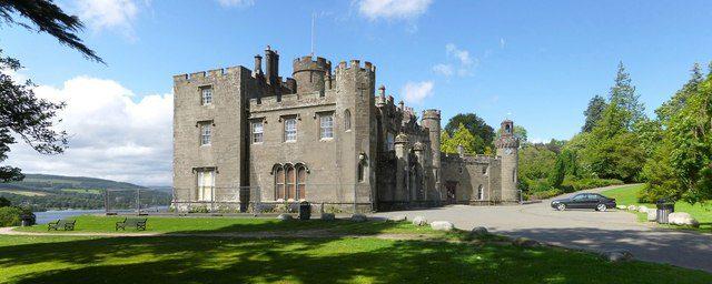 Balloch Castle, Loch Lomond